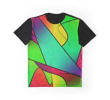 Color Evolution Graphic T-Shirt