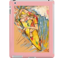 Surfing Colours iPad Case/Skin