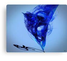 Skribus I Canvas Print