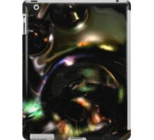 Dark Matter Disruptions I iPad Case/Skin