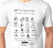 16 of Tom Haverford's Greatest Business Ideas Unisex T-Shirt