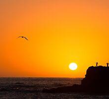 La Palma sunset by aleksandra15