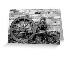 Victorian Junk Greeting Card