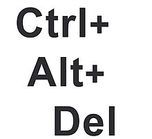 Ctrl+Alt+Del by eveiuliani