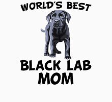 World's Best Black Lab Mom Unisex T-Shirt