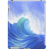 Mighty Wave iPad Case/Skin