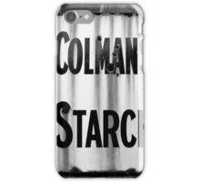 Colman's Sign iPhone Case/Skin