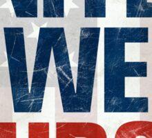 The Purge United We Purge 2016 New Sticker