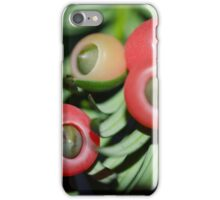 Fruit of the tree iPhone Case/Skin