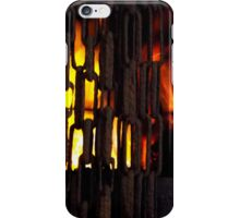 Blacksmiths Furnace iPhone Case/Skin