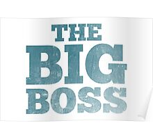 The Big Boss Poster