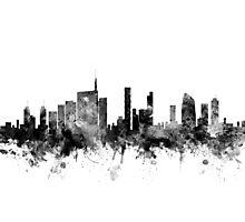 Milan Italy Skyline Photographic Print