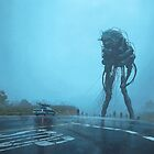 « The Procession » par Simon Stålenhag