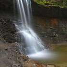 Blue Hen Falls by Pete Nunweiler