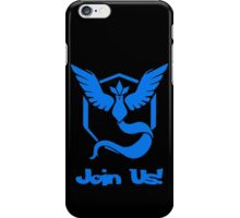 Team Mystic! iPhone Case/Skin