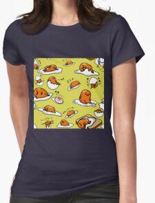 Gudetama Womens Fitted T-Shirt