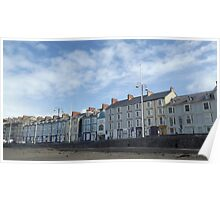 Aberystwyth, by the sea Poster