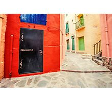 Collioure,France. Photographic Print