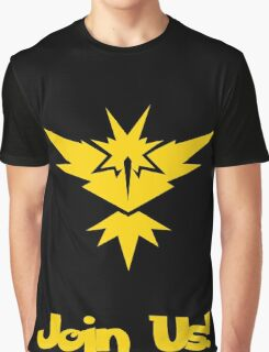 Team Instinct! Graphic T-Shirt