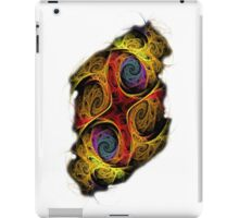 Double Or Too Many - White/Light iPad Case/Skin