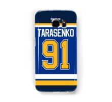 St. Louis Blues Vladimir Tarasenko Jersey Back Phone Case Samsung Galaxy Case/Skin