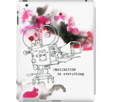 Imagination Is Everything iPad Case/Skin