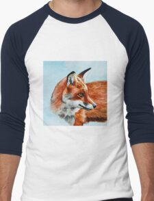 Fox Look Out Men's Baseball ¾ T-Shirt