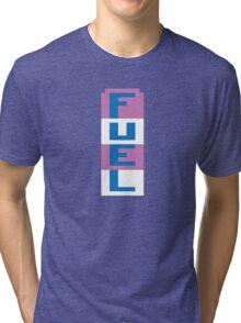 FUEL - RIVER RAID ATARI Tri-blend T-Shirt