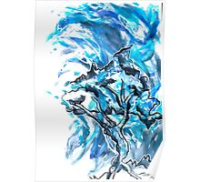 Tree Water Poster
