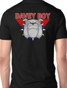 British Bulldog wrestling Unisex T-Shirt