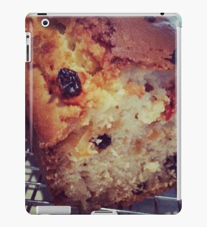 Comfort Food: Fruit Loaf iPad Case/Skin