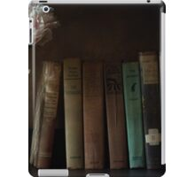 The Book Shelf iPad Case/Skin
