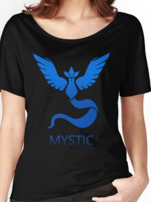 Team Mystic - Pokémon Go Women's Relaxed Fit T-Shirt