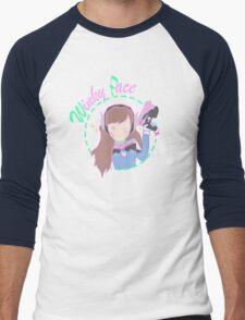 WinkyFace! Men's Baseball ¾ T-Shirt