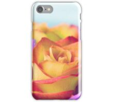 Bouquet of Colour iPhone Case/Skin