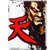 Akuma - Street Fighter iPad Case/Skin
