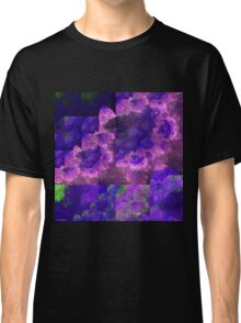 Fluffy Tapestry - Abstract Fractal Artwork Classic T-Shirt