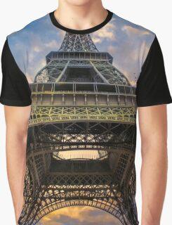 Eiffel Graphic T-Shirt