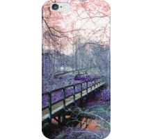 Obscure Landscape iPhone Case/Skin
