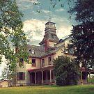 The Mansion at Batsto by John Rivera