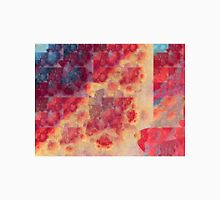 Red Clouds - Abstract Fractal Artwork Unisex T-Shirt