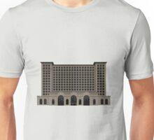 Michigan Central Station Unisex T-Shirt