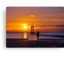 another place Canvas Print