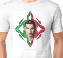 Vector Celebrities - Cristiano Ronaldo Unisex T-Shirt