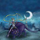 Armour Moon by KatArtDesigns