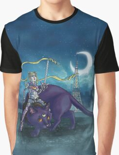 Armour Moon Graphic T-Shirt