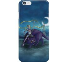 Armour Moon iPhone Case/Skin