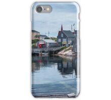 Pegggies Cove Nova Scotia  iPhone Case/Skin