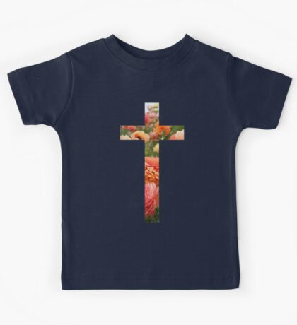 Christian Cross Kids Tee