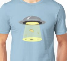 Taco Abduction Unisex T-Shirt